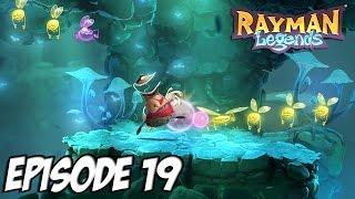Rayman legends - Fou rire nerveux | Episode 19 Thumbnail