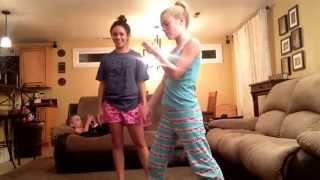 3 Girls Yoga Challenge