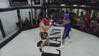 Valiant 20 - Antônio Vieira dos Santos Jr x Matheus Alves Standoro | Boxe