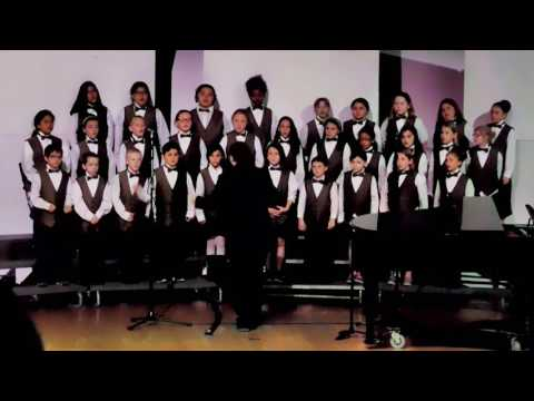 Cassell at CPS Choral Fest 2017