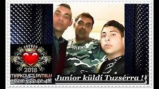 Gambar cover Markovics József - Junior küldi Tuzsérra 2018