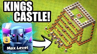 PEKKA ARMY vs THE KINGS CASTLE!! WHO WILL WIN!? - Clash Of Clans