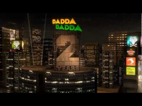 2 YEARS BADDA BADDA - AIDONIA LIVE ON STAGE / NEW YEARS BASH // 14.12.2012 // 31.12.2012