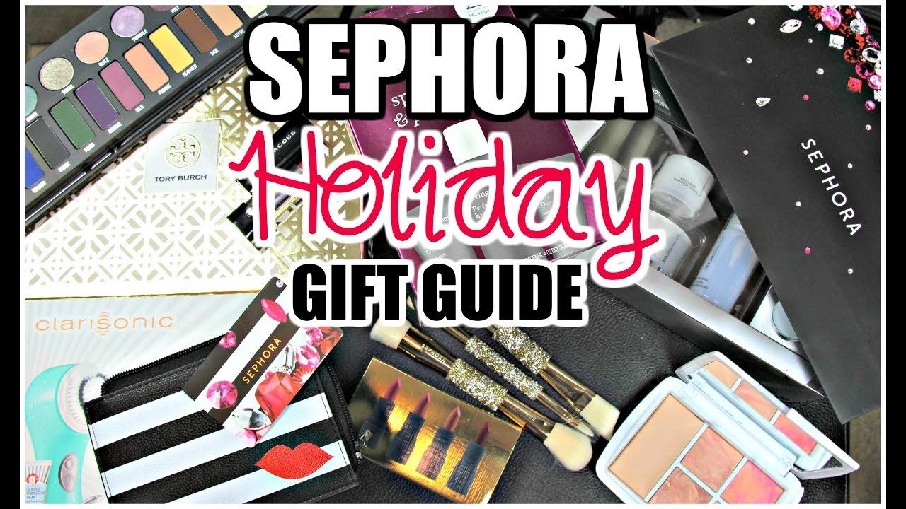 YouTube Premium & Beauty Gift Guide | Sephora Holiday 2016 - YouTube