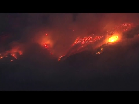 LIVE: Woolsey Fire