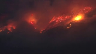 LIVE: Woolsey Fire Flare-Up