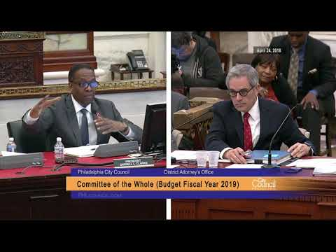 FY2019 Budget Hearing - District Attorney's Office - 4-24-2018