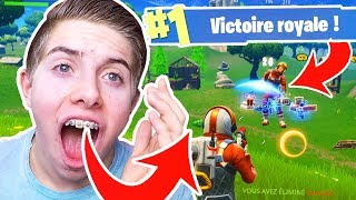VAIS JE FAIRE MON TOP 1 LE PLUS INCROYABLE SUR FORTNITE BATTLE ROYALE ?!
