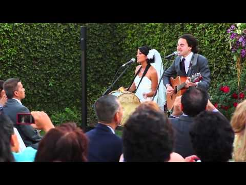 'No Matter Where You Are' - Us The Duo (Live Wedding Performance)