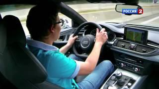 Тест драйв Audi RS 7 2014 АвтоВести 118