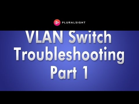 Troubleshooting VLAN and Switch Problems