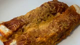 Cookin' during COVID - Episode 3 (Enchiladas)
