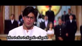 Download Chinese guy sang Mohabbatein Theme Song-Aankhein Khuli(Male voice part by oneself)