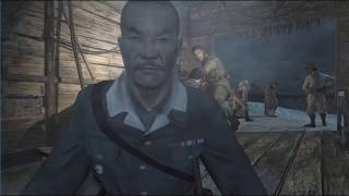 Call of Duty World at War - All zombies characters in campaign (cod waw)
