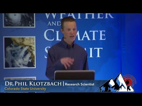 Weather and Climate Summit - Day 2, Dr. Phil Klotzbach