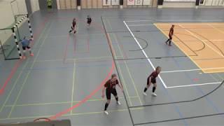 Naisten futsal-liiga 2017-2018 / FTK vs. Ylöjärven Ilves maalikooste 24.2.2018