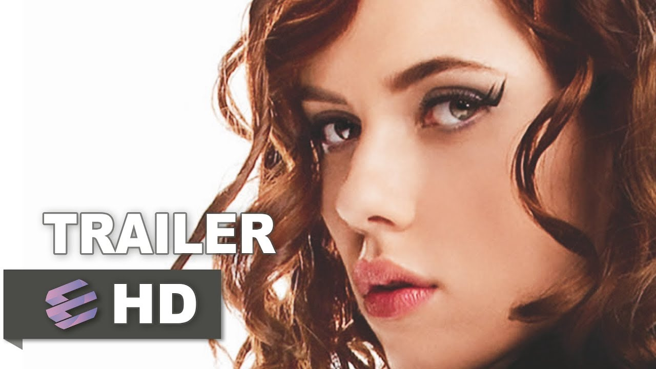 Scarlett Johansson's New Film Trailer Caught Our Attention. You're Going To Want To See This pics