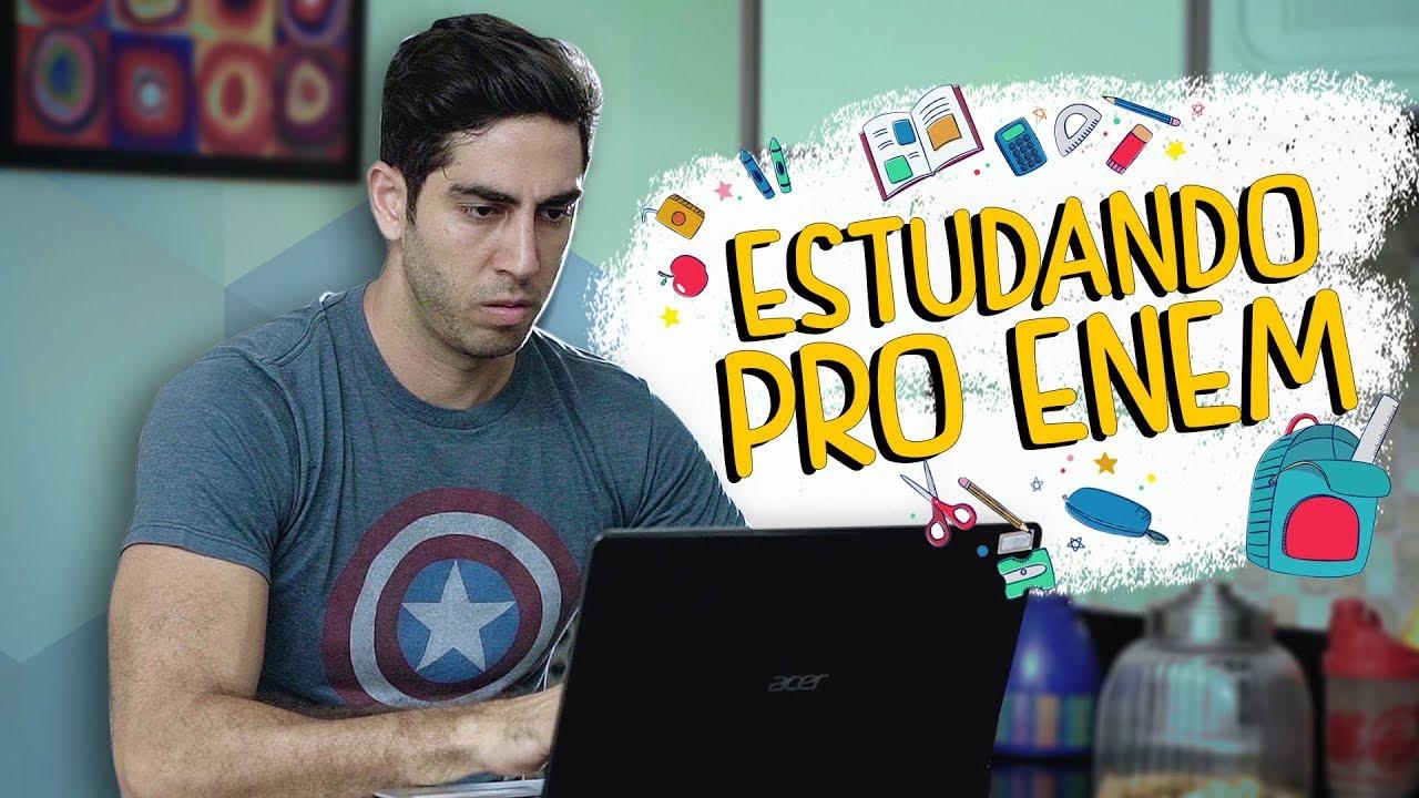 Estudando pro ENEM - DESCONFINADOS