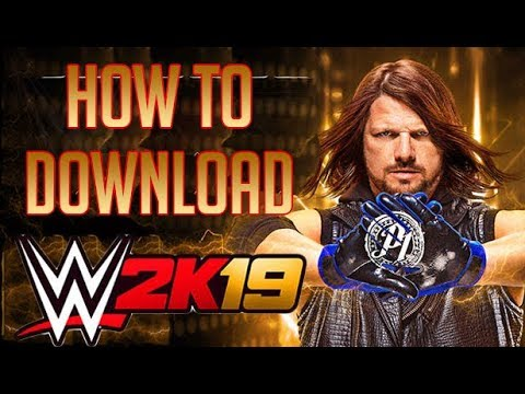 How To Download WWE 2K19 For PC
