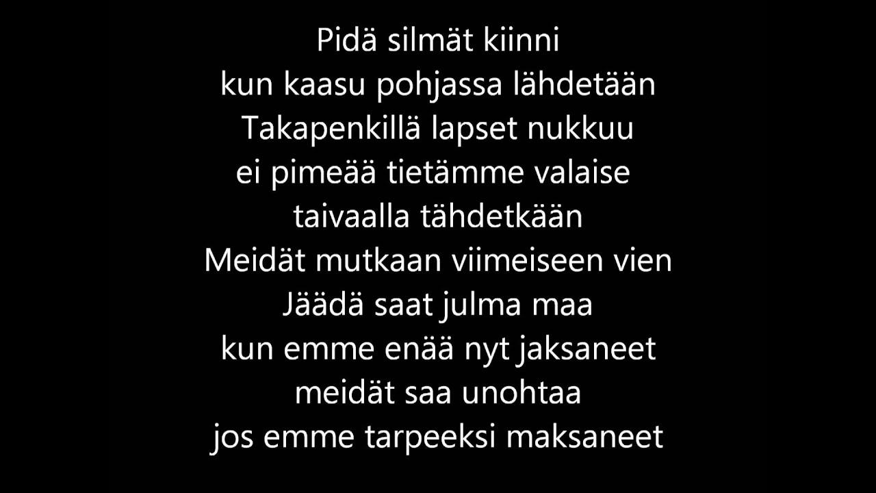 leevi-and-the-leavings-pimea-tie-mukavaa-matkaa-arisaka38