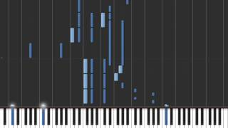 Idina Menzel-Let It Go Synthesia Cover + Midi Download (Frozen)