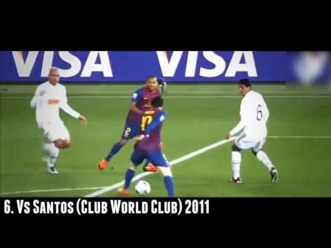 Lionel Messi - Top 10 Final Performances  Best Goals & Skills In Finals  HD