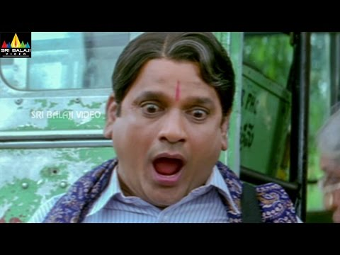 AVS Comedy Scenes Back to Back   Vol 1   Non Stop Telugu Comedy   Sri Balaji Video