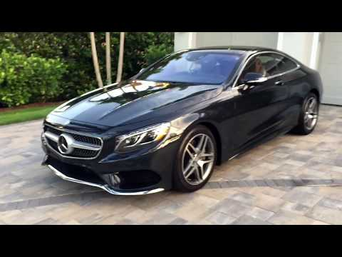 2015 Mercedes-Benz S550 AMG Sport Coupe for sale by Auto Europa Naples MercedesExpert.com