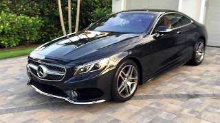 Mercedes-Benz S-Class Coupe 2015 Videos
