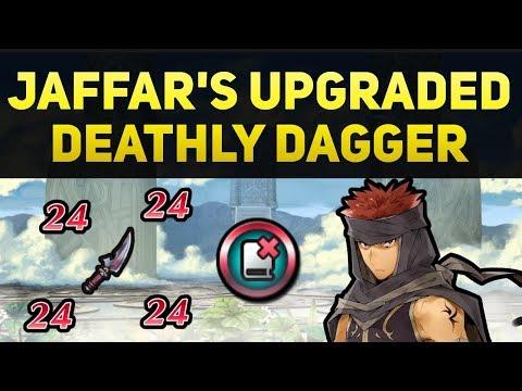 Jaffar's Upgraded Deathly Dagger (24 Splash Damage Build) - Fire Emblem Heroes Guide