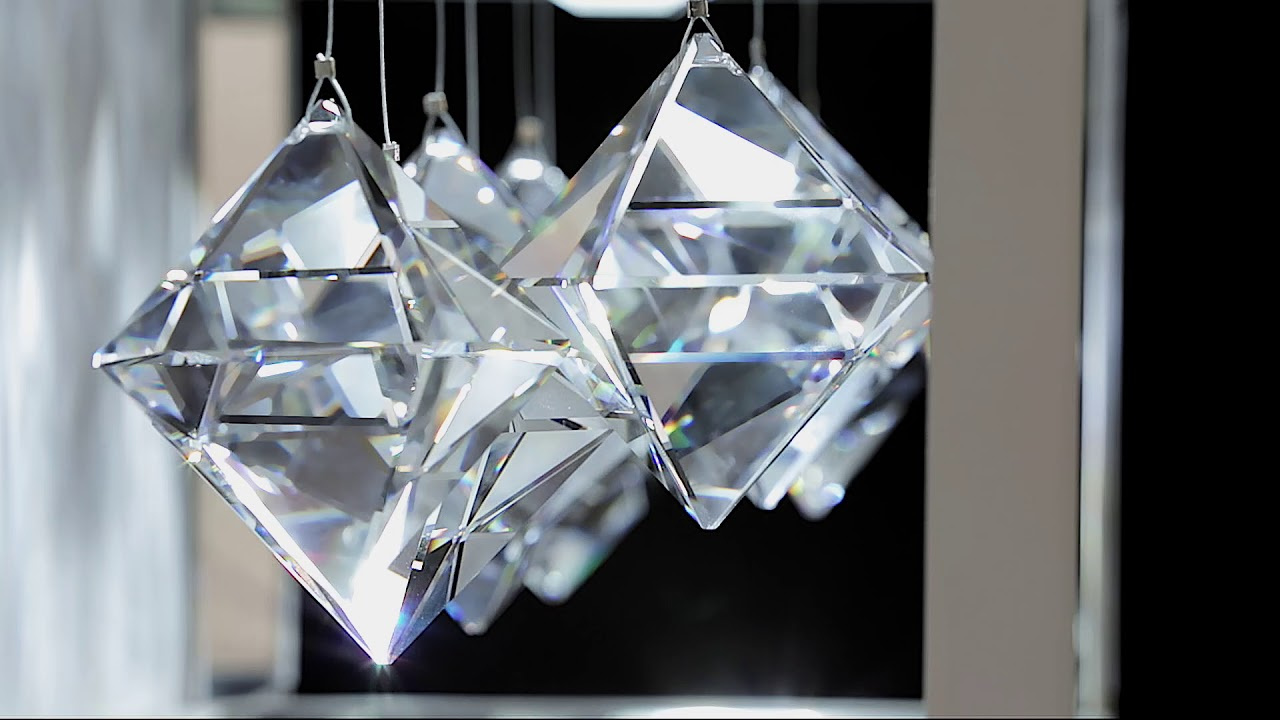 The Fyra Collection By Swarovski Lighting