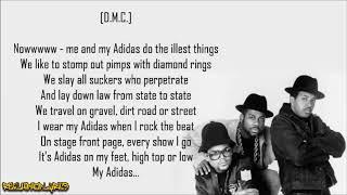 Run–D.M.C. - My Adidas (Lyrics)