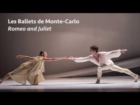 Les Ballets de Monte-Carlo in Romeo and Juliet