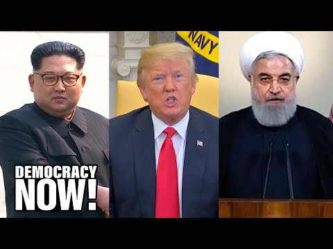 Daniel Ellsberg: Whistleblowing is Needed to Avert Catastrophic U.S. War with Iran & North Korea
