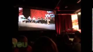 Power Of Words - Vidcon Panel 2015