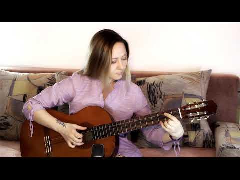 Журавли - Марк Бернес | Guitar cover