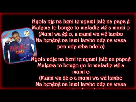 MONI BILE - Osi Tapo Lambo Lam [Paroles - Lyrics]