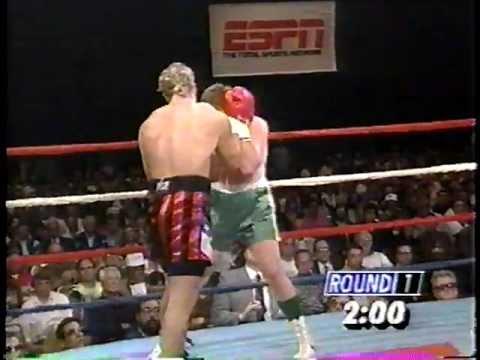 Tommy Morrison vs. Bobby Quarry
