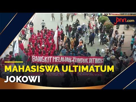 Mahasiswa Nilai Pemerintahan Jokowi dan Ma'ruf Amin Gagal