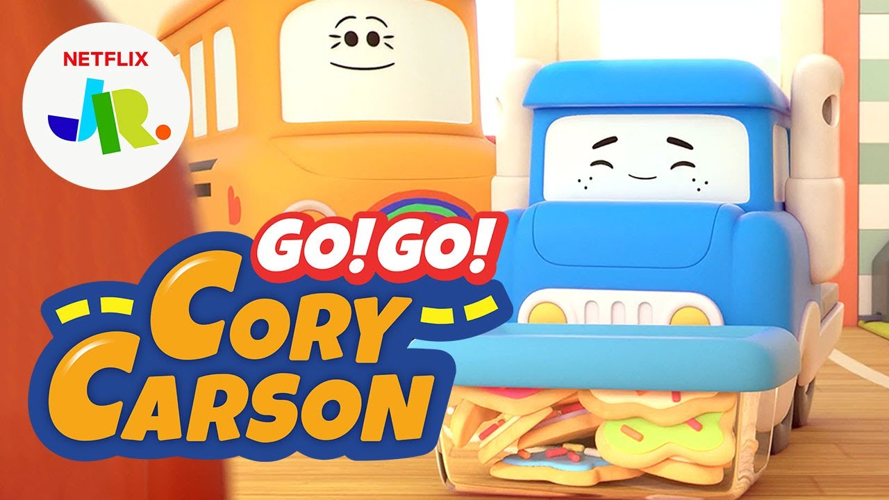 Ping, the New Kid 🍪 Go! Go! Cory Carson Season 5 Sneak Peek   Netflix Jr