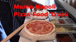 Pizza Food Truck Secrets from the Inside Mama Napoli Pizza Las Vegas Pizza