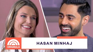 Patriot Act's Hasan Minhaj Talks SAT Scores Expectations | Six-Minute Marathon With Savannah | TODAY