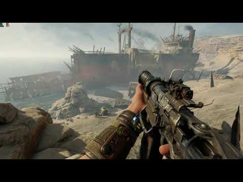 Metro Exodus game play |