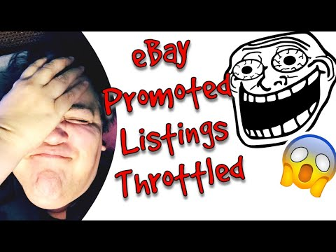 EBay Promoted Listings - What Happens When They FLAG Your Selling Account For Dropshipping?