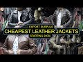 Cheapest Leather Jacket Surplus in Delhi    90% Off on Jackets