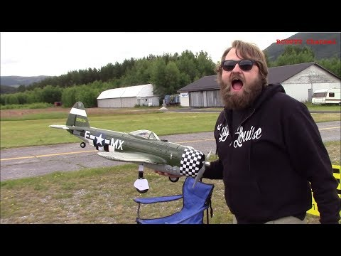 Hard flying - Great FPV clips - Long day at the airfield