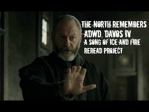 ADWD, Davos IV (A Song of Ice and Fire Reread Project #6)