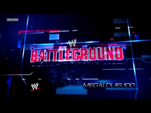 WWE Battleground 2014 Official Theme Song   Jungle With Download Link