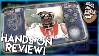 Soulja Boy SouljaGame Handheld Gameplay + Review