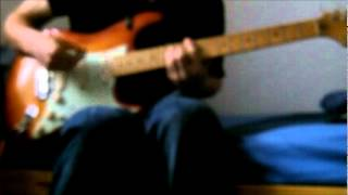 The White Stripes - Aluminium Inspired guitar riff!